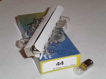 Replacement Bulbs #44